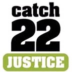 Catch 22 Justice logo