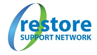 Restore support network logo