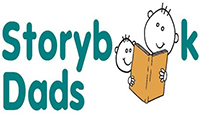 Storybook dads logo